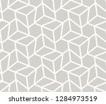 abstract simple geometric... | Shutterstock .eps vector #1284973519