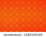 light orange vector background... | Shutterstock .eps vector #1285145149