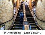 kobe  japan   december 28  2018 ... | Shutterstock . vector #1285155340