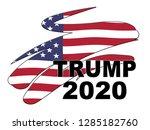 washington  dc   january 2019 ... | Shutterstock . vector #1285182760