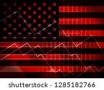 washington  dc   january 2019 ... | Shutterstock . vector #1285182766