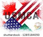 washington  dc   january 2019 ... | Shutterstock . vector #1285184050