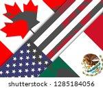 washington  dc   january 2019 ... | Shutterstock . vector #1285184056