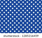 vector background. stars... | Shutterstock .eps vector #1285216459