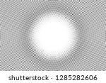 black white halftone vector... | Shutterstock .eps vector #1285282606