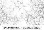 halftone grunge vector seamless ... | Shutterstock .eps vector #1285332823