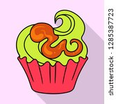 vector illustration of... | Shutterstock .eps vector #1285387723