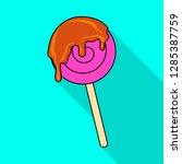 vector illustration of... | Shutterstock .eps vector #1285387759