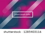 abstract vector background for... | Shutterstock .eps vector #1285403116