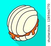 vector design of confectionery... | Shutterstock .eps vector #1285466770