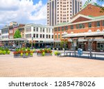 Quaint Usa Main Street Square...