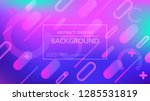 ultraviolet abstract backgrounds | Shutterstock .eps vector #1285531819