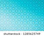 light blue vector texture with... | Shutterstock .eps vector #1285625749