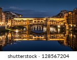 Great View Of Ponte Vecchio At...