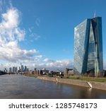 frankfurt  germany   jan 14 ... | Shutterstock . vector #1285748173