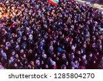 plovdiv  bulgaria   january 12  ... | Shutterstock . vector #1285804270