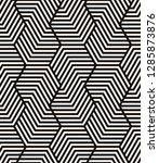vector seamless pattern. modern ... | Shutterstock .eps vector #1285873876