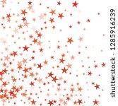 falling stars confetti... | Shutterstock .eps vector #1285916239
