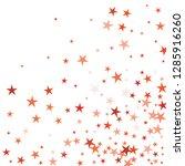falling stars confetti... | Shutterstock .eps vector #1285916260