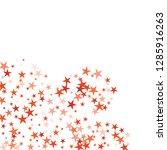 falling stars confetti... | Shutterstock .eps vector #1285916263