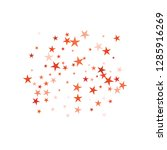 falling stars confetti... | Shutterstock .eps vector #1285916269
