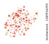 falling stars confetti... | Shutterstock .eps vector #1285916293