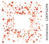falling stars confetti... | Shutterstock .eps vector #1285916296
