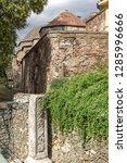 ottoman bathhouse bey hamam...   Shutterstock . vector #1285996666