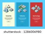 factory vector industrial... | Shutterstock .eps vector #1286006980