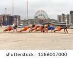 new york  usa   may 28  2018 ... | Shutterstock . vector #1286017000
