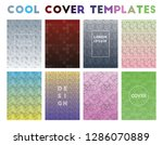 cool cover templates. actual... | Shutterstock .eps vector #1286070889