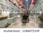 saint petersburg  russia  ...   Shutterstock . vector #1286072149