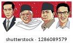 jakarta  indonesia   april 17 ... | Shutterstock .eps vector #1286089579
