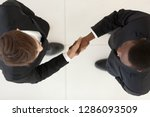 directly from above diverse...   Shutterstock . vector #1286093509