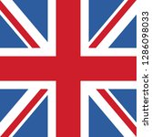 vector uk flag | Shutterstock .eps vector #1286098033