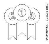 vector illustration of... | Shutterstock .eps vector #1286111863