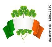 ,background,border,celebration,celtic,clover,decoration,festival,flag,green,greeting card,ireland,irish,irish culture,luck