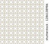 abstract seamless pattern.... | Shutterstock .eps vector #1286138986