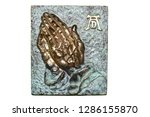 bronze relief of albrecht d... | Shutterstock . vector #1286155870