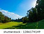 japan golf course   Shutterstock . vector #1286174149