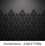 wallpaper in the style of... | Shutterstock .eps vector #1286177086