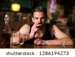 a regular alcohol drinking.... | Shutterstock . vector #1286194273