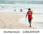 bali  indonesia   february 7 ...   Shutterstock . vector #1286205439