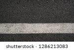 surface rough of asphalt  grey...   Shutterstock . vector #1286213083