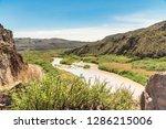 Rio Grande River Overlook Of...