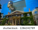 toronto  ontario  canada   june ... | Shutterstock . vector #1286242789