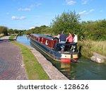 english canal scene | Shutterstock . vector #128626