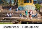 madrid  spain  march 11  2017   ... | Shutterstock . vector #1286388520