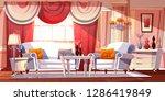 Lounge Room Luxury Interior...