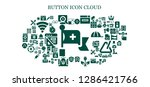 button icon set. 93 filled... | Shutterstock .eps vector #1286421766